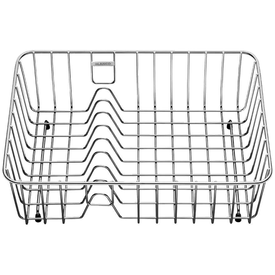 <strong>Stainless Steel Crockery Basket</strong>