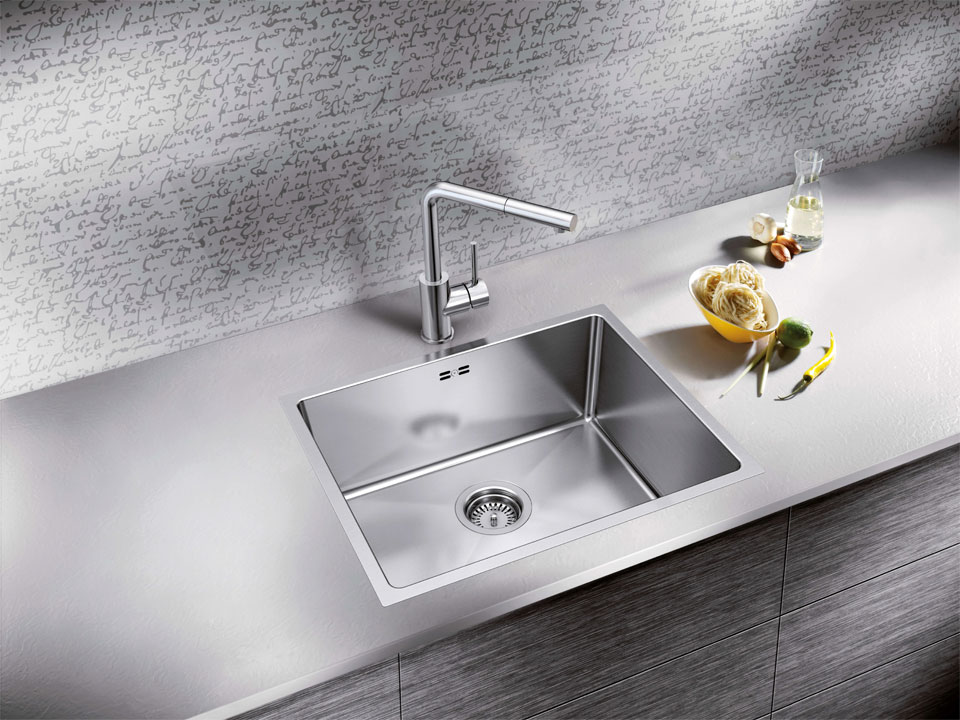 Blanco Stainless Steel Inset Sink